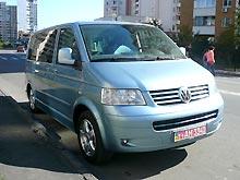 Альтернатива внедорожникам. Тест Volkswagen Multivan Atlantis
